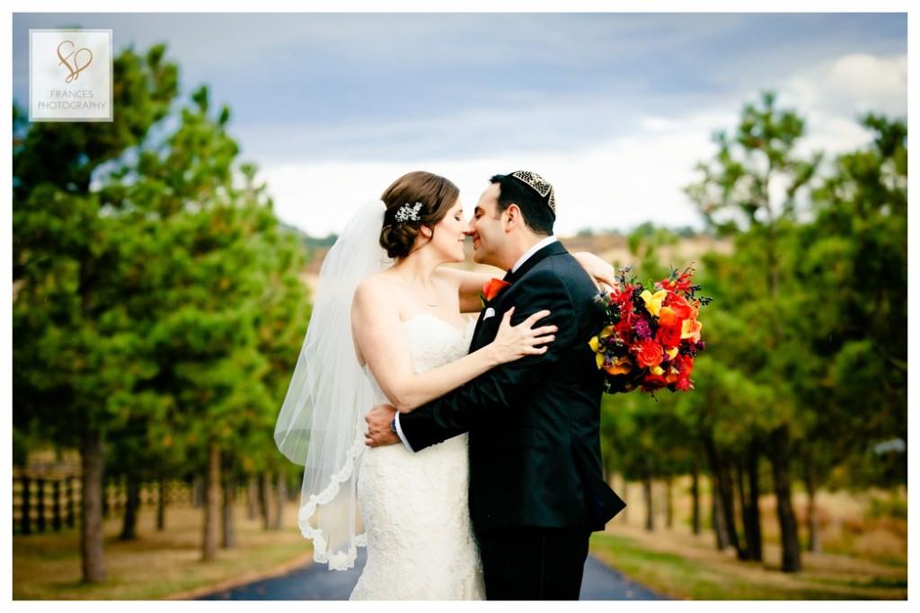 Spruce Mountain Ranch Wedding: Amy & Dan
