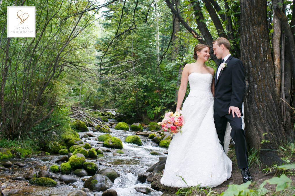 Colorado Mountain Wedding: Wedding Photographer
