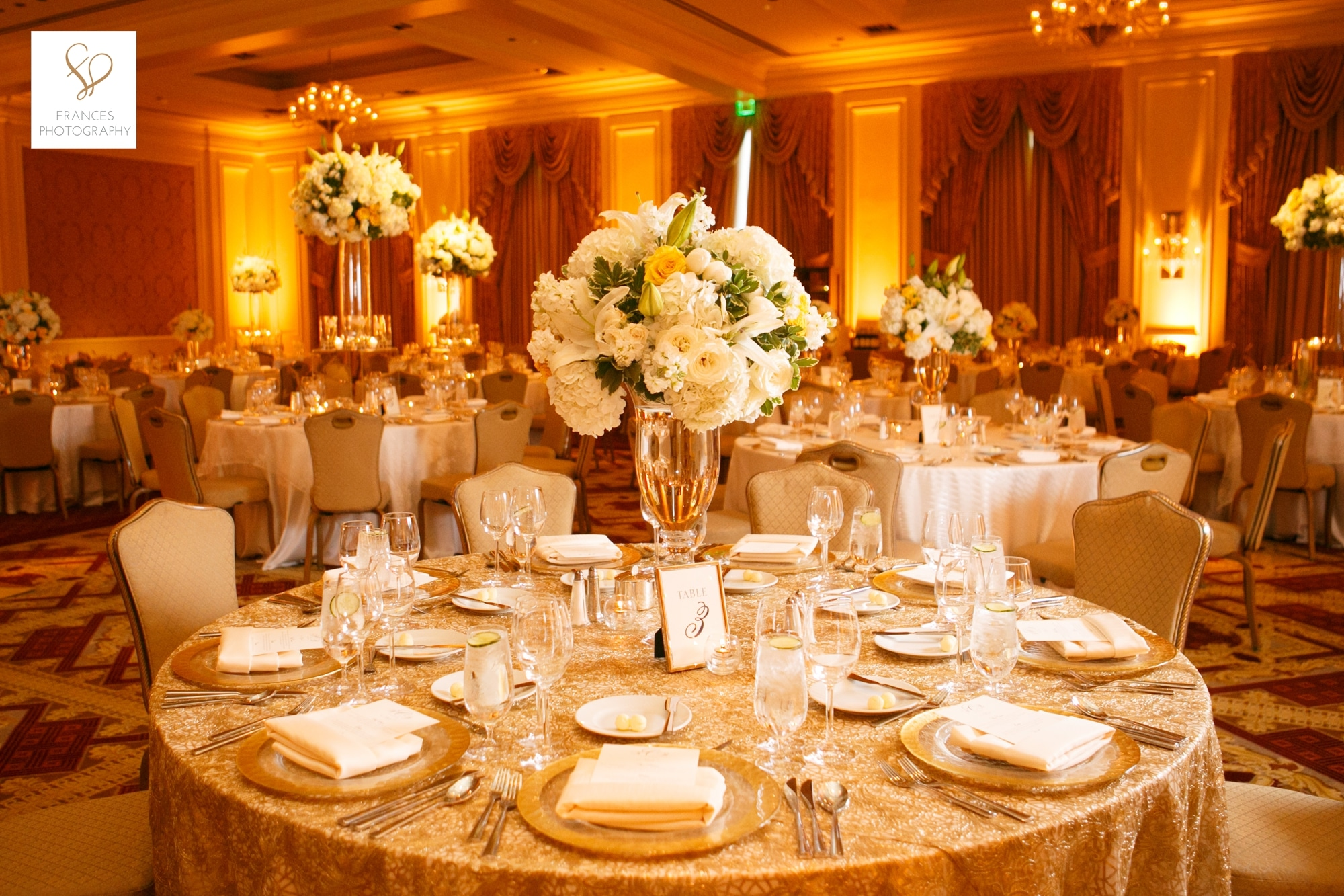beautiful wedding reception photo denver colorado