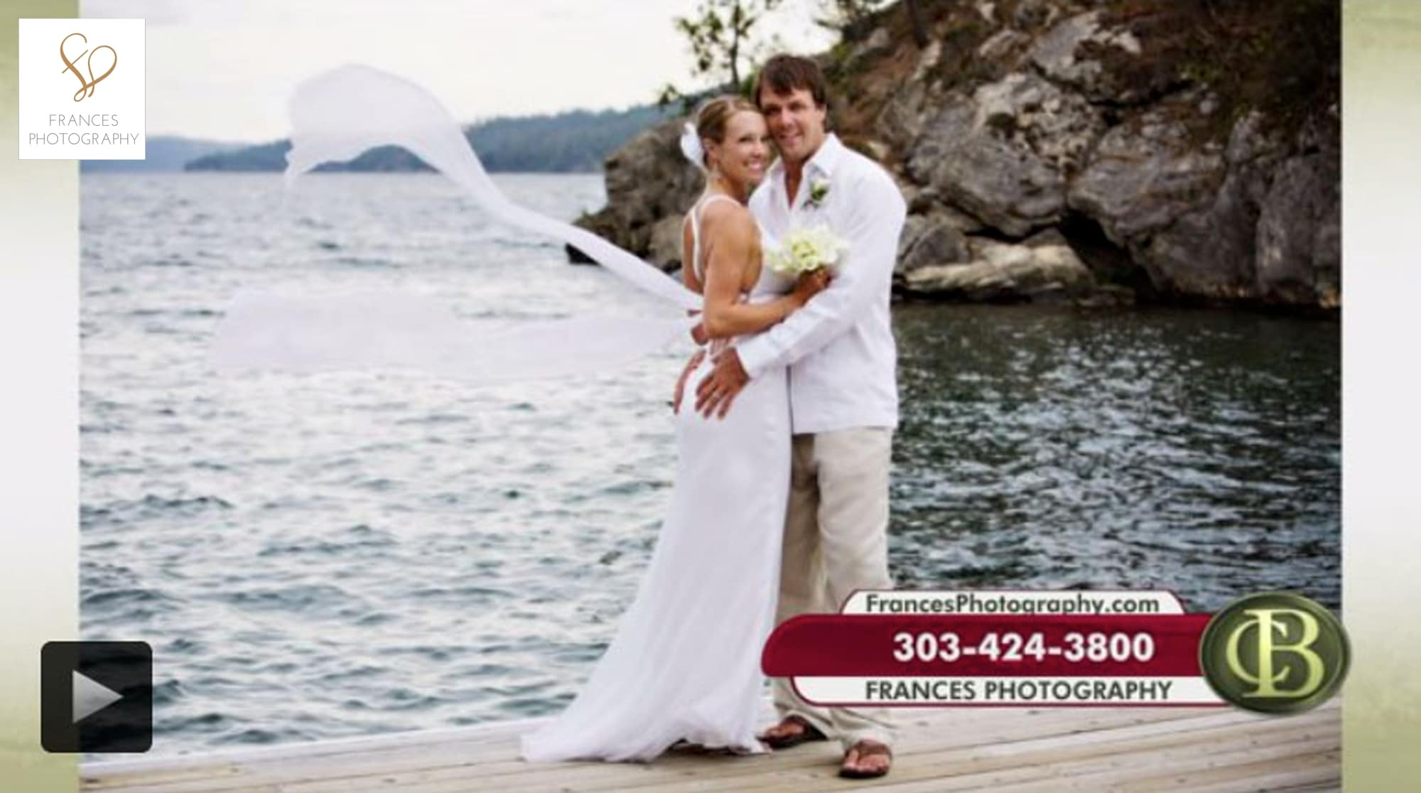 wedding pictures bride groom jake plummer