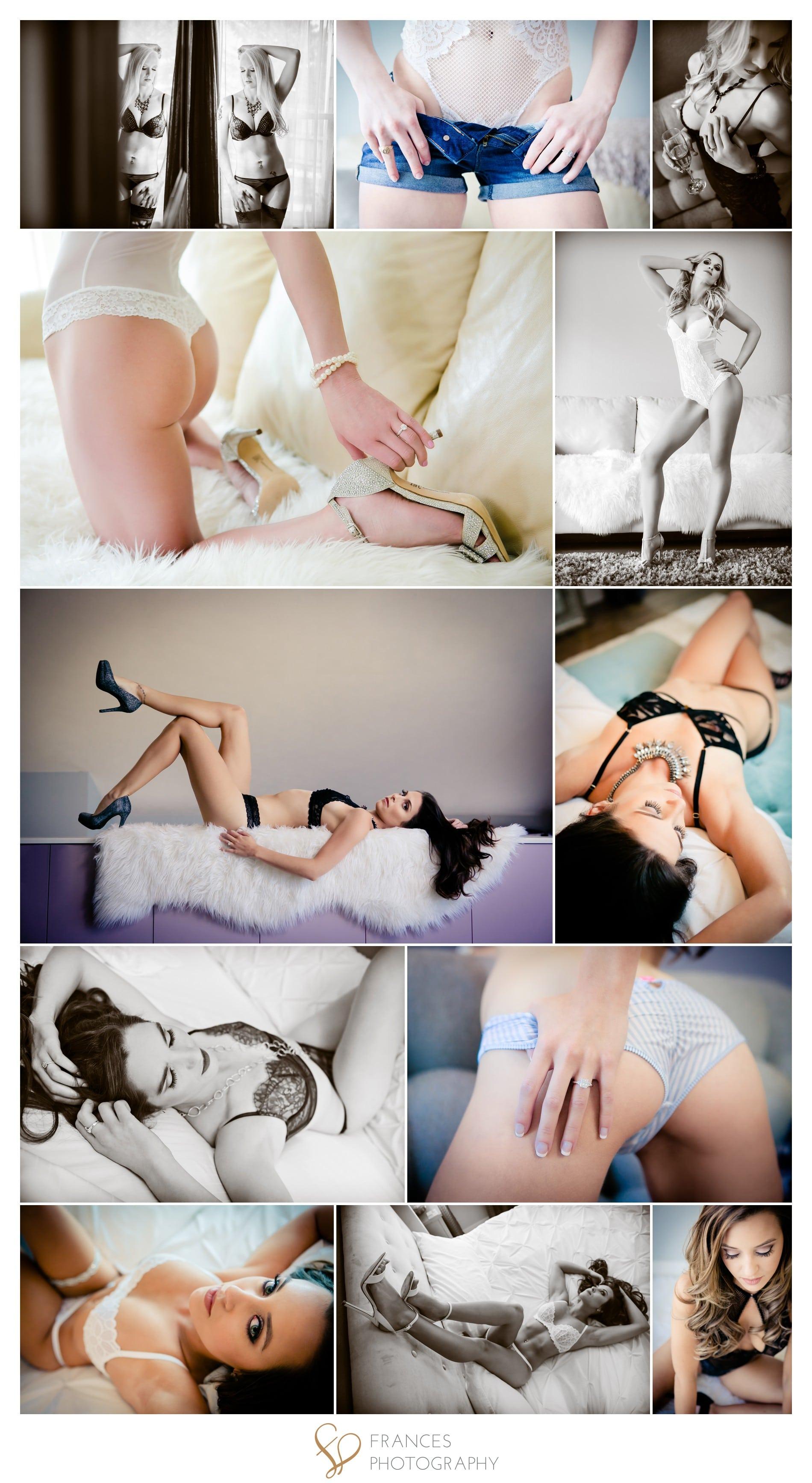Boudoir picture portfolio best Denver photographer